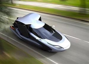 日本正努力开发飞行汽车 或在未来10年推行