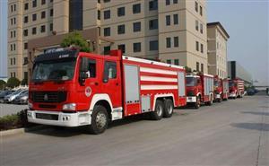 中国首创导弹消防车,可灭300米高楼,完爆2000万的进口消防车!