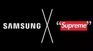 """三星宣布与潮牌""""Supreme""""开展品牌合作却遭网友""""群嘲"""",什么情况?"""