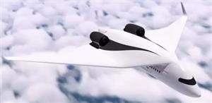模块化无人飞机见过没?这或将彻底改变未来空中旅行的样子。。