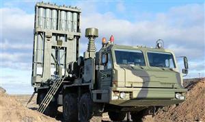 """S-350""""勇士"""" – 俄罗斯空天部队新型反导防空系统"""