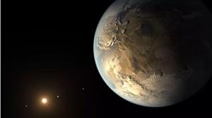德国研究人员辨认18颗大小与地球相近的太阳系外行星
