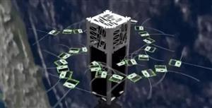 斯坦福大学KickSat-2项目成功发射105颗芯片小卫星