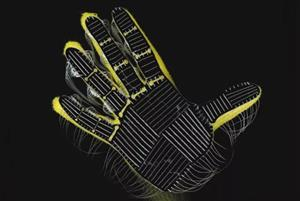 """MIT十美元AI""""灭霸手套""""来了!548个传感器,轻触便可识物"""