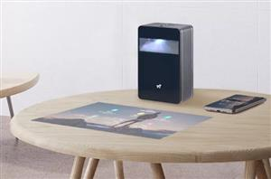 黑科技又玩出新高度,桌子变平板,投影仪会说话!?