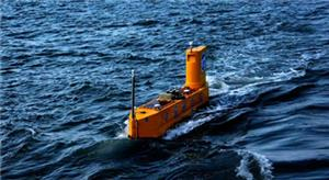 太阳能无人艇海洋气象观测者-3成功探测台风中心