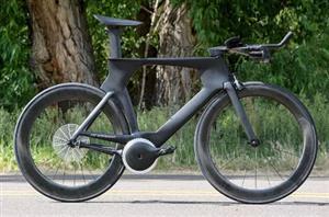 自行车没链条?打破行业传统,让骑行更省力,从此不再掉链子!