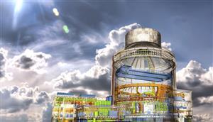 """我国具有完全自主知识产权的三代核电技术""""国和一号""""完成研发"""