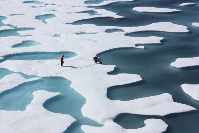 中科院等科學家合作研究揭示氣候變暖導致冰凍圈災害增加機理