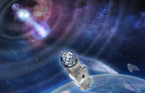 """中国""""极目""""卫星首次发布天体爆发事件探测结果"""