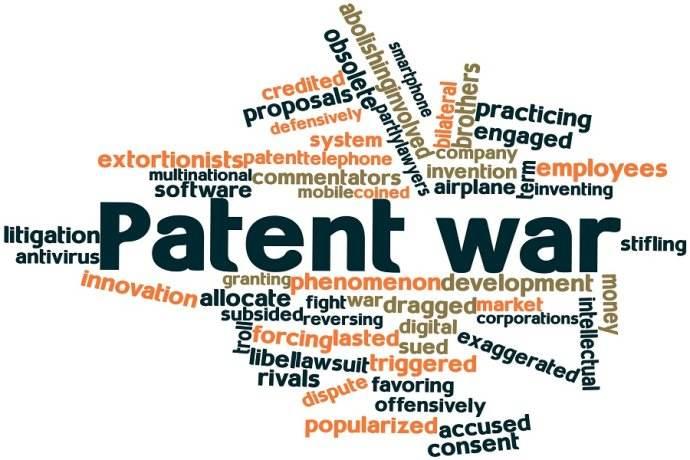 面对专利战争莫慌,未雨绸缪一定能沉着应对...